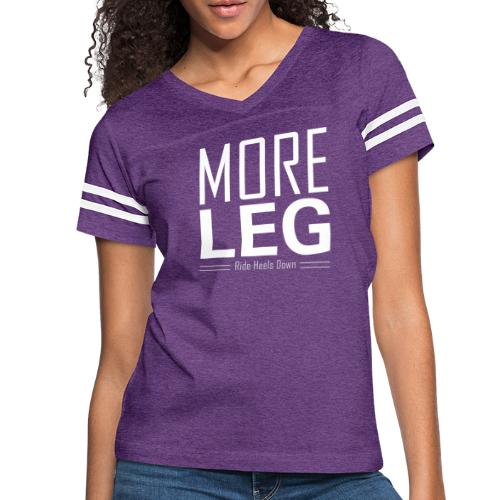 More Leg - Women's Vintage Sport T-Shirt
