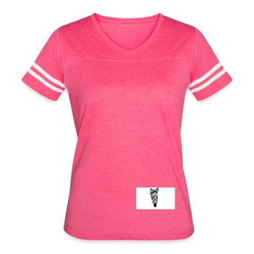 Elegant zeal 1.0 - Women's Vintage Sport T-Shirt