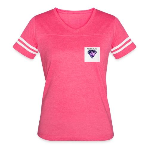 PREMIUM OBLIVION - Women's Vintage Sport T-Shirt