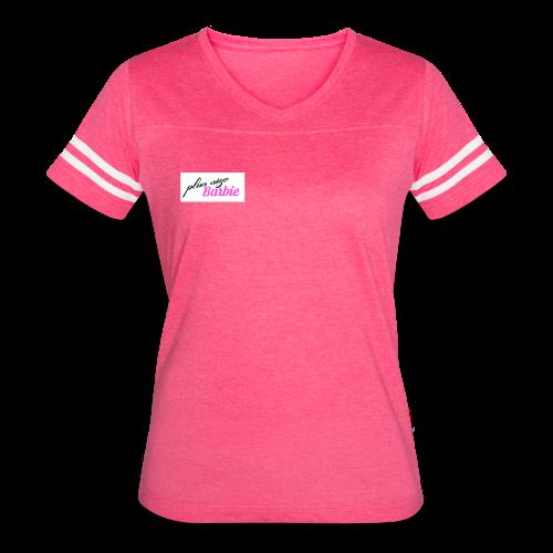 Plus size barbie - Women's Vintage Sport T-Shirt