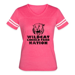 Wildcat Nation - Women's Vintage Sport T-Shirt