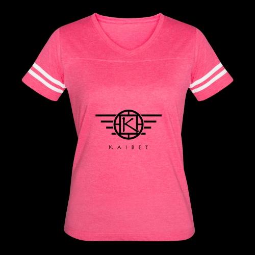 Official kaibet logo. - Women's Vintage Sport T-Shirt