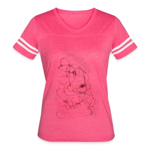In your head production - Women's Vintage Sport T-Shirt