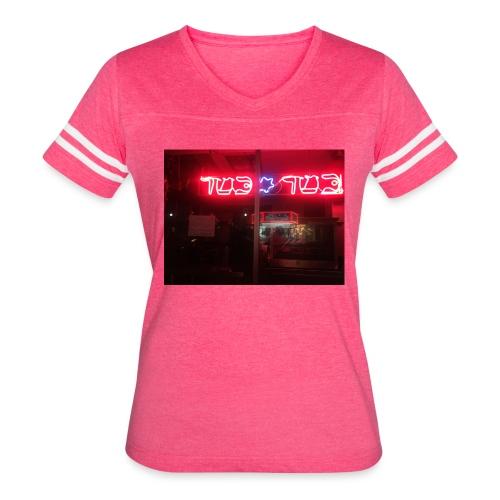 A night in Miami - Women's Vintage Sport T-Shirt