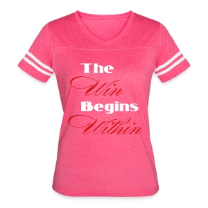 Winner's Apparel - Women's Vintage Sport T-Shirt