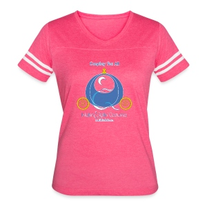 Cosplay For All: Cinderella - Women's Vintage Sport T-Shirt