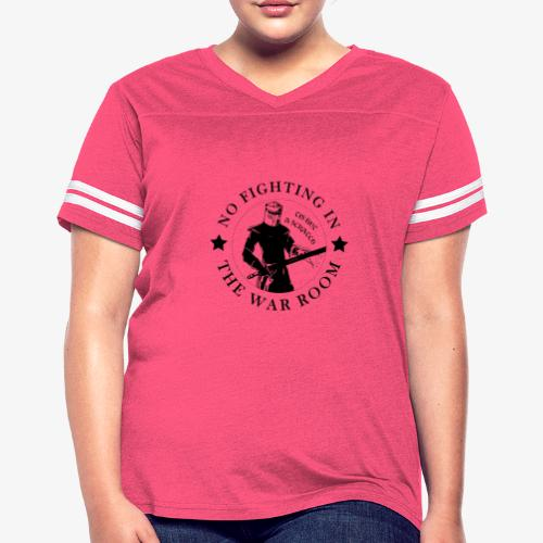 The Black Knight - Motto - Women's Vintage Sport T-Shirt