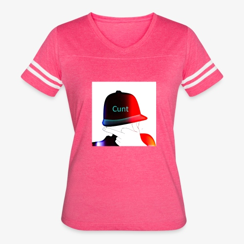 Jj JamesTV - Women's Vintage Sport T-Shirt