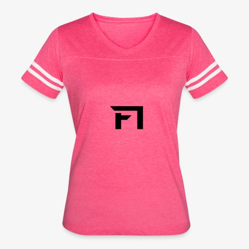 f1 black - Women's Vintage Sport T-Shirt