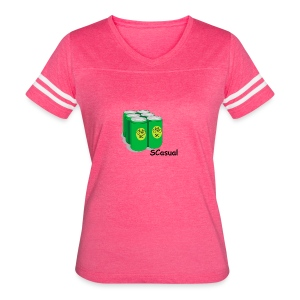 SCasual - Women's Vintage Sport T-Shirt