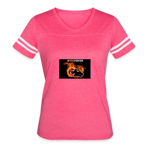 Fire_Fisher - Women's Vintage Sport T-Shirt