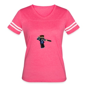 Sweater - Women's Vintage Sport T-Shirt