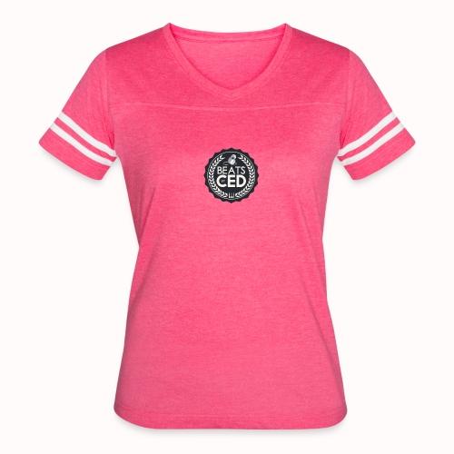 Beats By Ced Merch - Women's Vintage Sport T-Shirt
