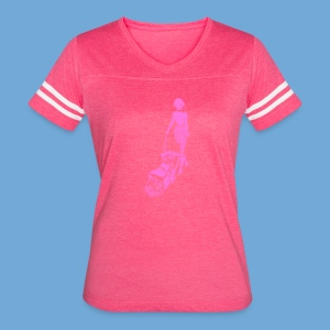 Roto-Hoe pink. - Women's Vintage Sport T-Shirt