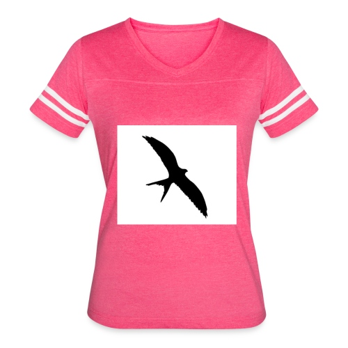 bird - Women's Vintage Sport T-Shirt
