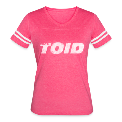 123Toid Retro look - Women's Vintage Sport T-Shirt