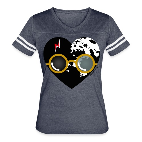 Spotted.Horse - Women's Vintage Sport T-Shirt