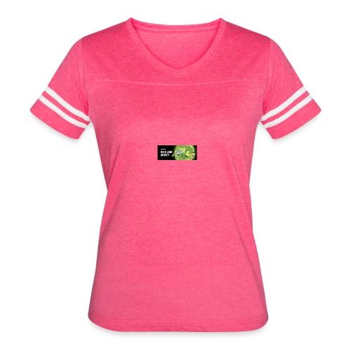 flippy - Women's Vintage Sport T-Shirt