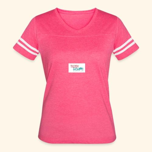 Trendy Fashions Go with The Trend @ Trendyz Shop - Women's Vintage Sport T-Shirt