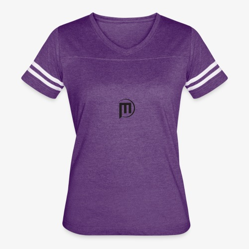 Mini Battlfield Games - Simple M - Women's Vintage Sport T-Shirt