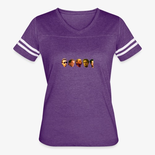 4 and 1/2 Douglases - Women's Vintage Sport T-Shirt