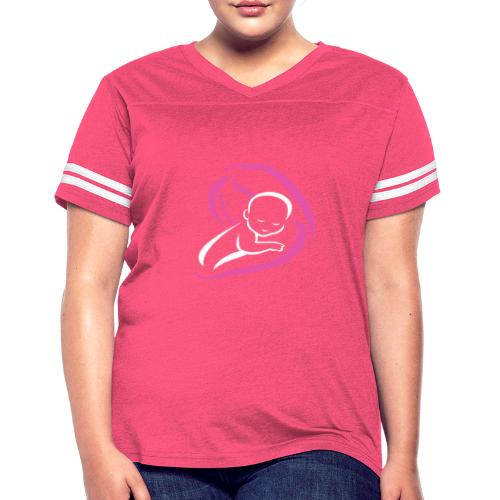 mom - Women's Vintage Sport T-Shirt