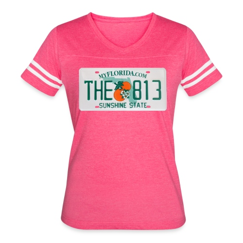 The 813 Plated - Women's Vintage Sport T-Shirt