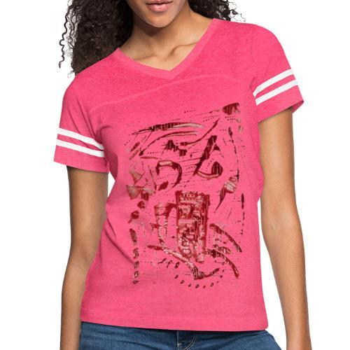 Xasl - Women's Vintage Sport T-Shirt