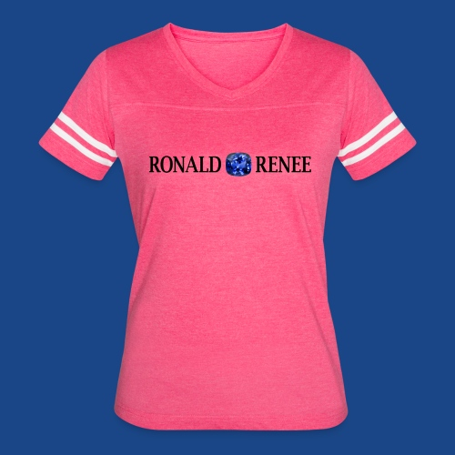RONALD RENEE BIG - Women's Vintage Sport T-Shirt