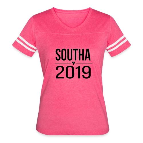 Southa 2019 - Women's Vintage Sport T-Shirt