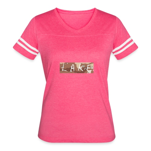 LAKE_LOGO2 - Women's Vintage Sport T-Shirt