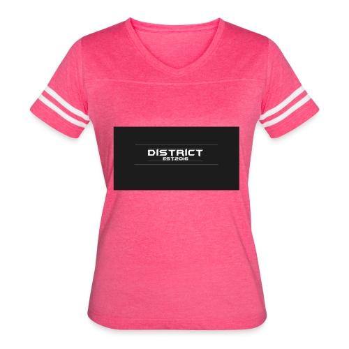 District apparel - Women's Vintage Sport T-Shirt