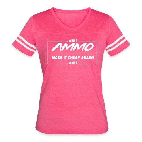 AMMO - Women's Vintage Sport T-Shirt