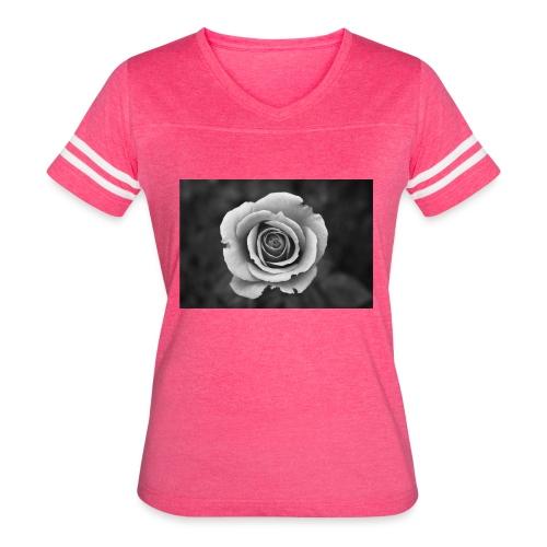 dark rose - Women's Vintage Sport T-Shirt