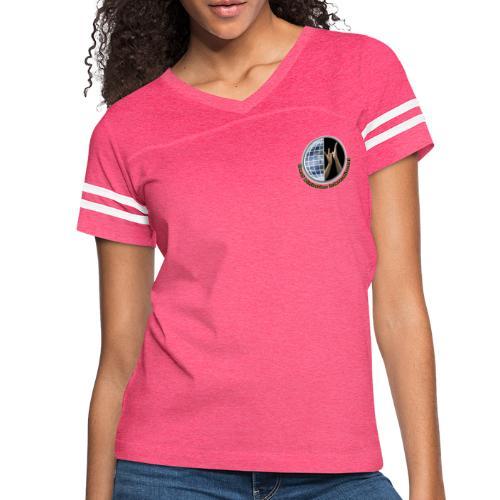 DMI Color Logo - Women's Vintage Sports T-Shirt