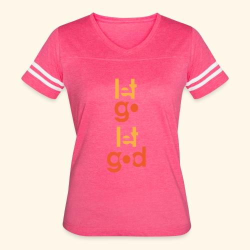 LGLG #11 - Women's Vintage Sport T-Shirt