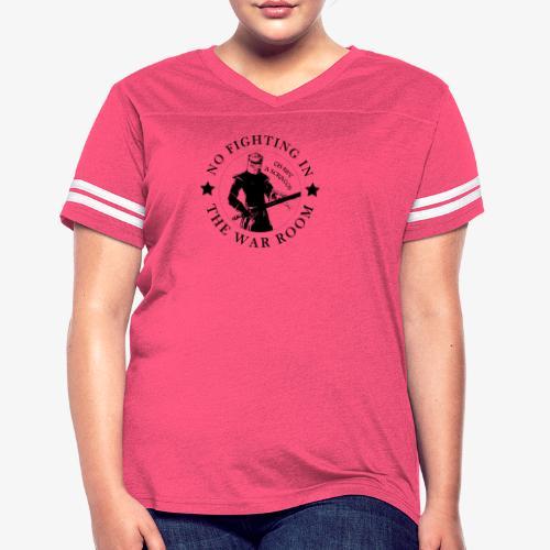 The Black Knight - Motto - Women's Vintage Sport T-Shirt