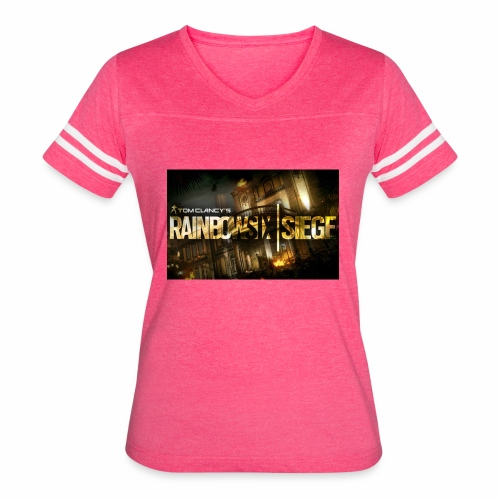 Rainbow Merch - Women's Vintage Sport T-Shirt