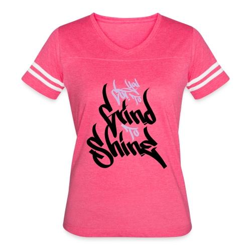 GTS - Women's Vintage Sport T-Shirt