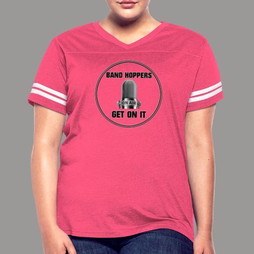 GET ON IT BH - Women's Vintage Sport T-Shirt