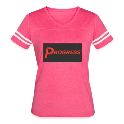 feature - Women's Vintage Sport T-Shirt