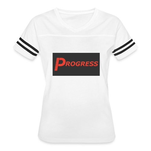 feature - Women's Vintage Sports T-Shirt