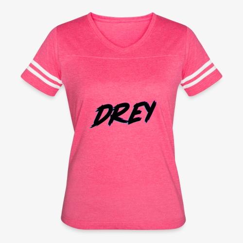 Drey - Women's Vintage Sport T-Shirt