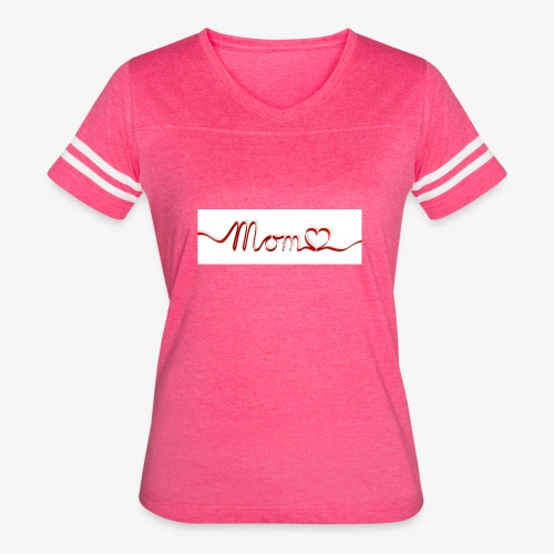 Moms Rock - Women's Vintage Sport T-Shirt