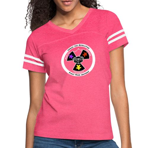Pikes Peak Gamers Convention 2019 - Clothing - Women's Vintage Sport T-Shirt