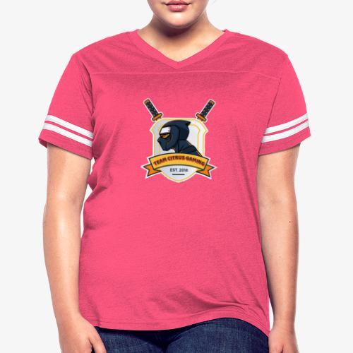 Tcg Official Logo - Women's Vintage Sport T-Shirt