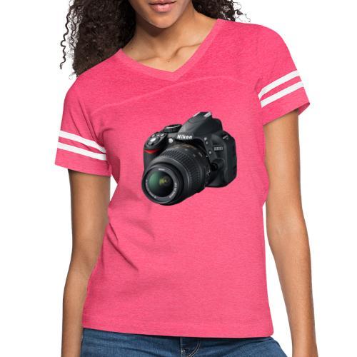 photographer - Women's Vintage Sport T-Shirt