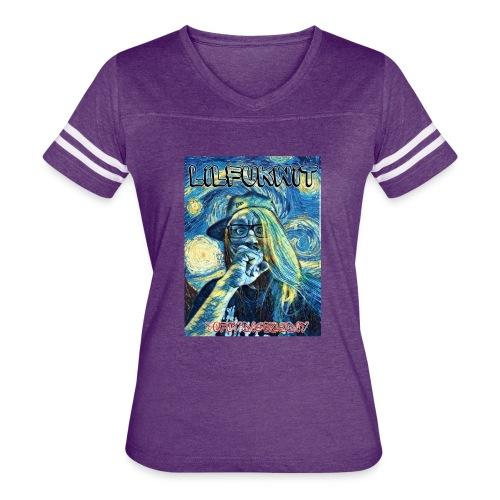 LIL fukwit YO - Women's Vintage Sport T-Shirt