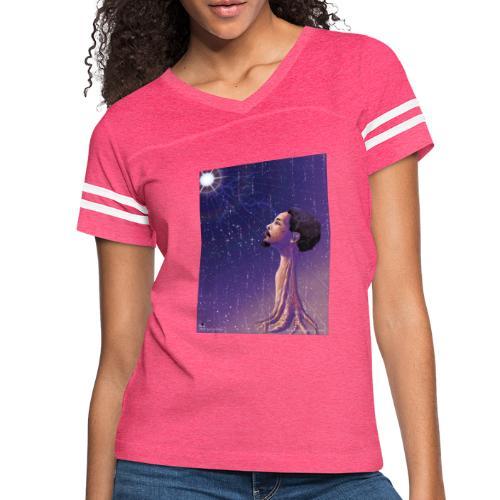 Enlightening myself - Women's Vintage Sport T-Shirt