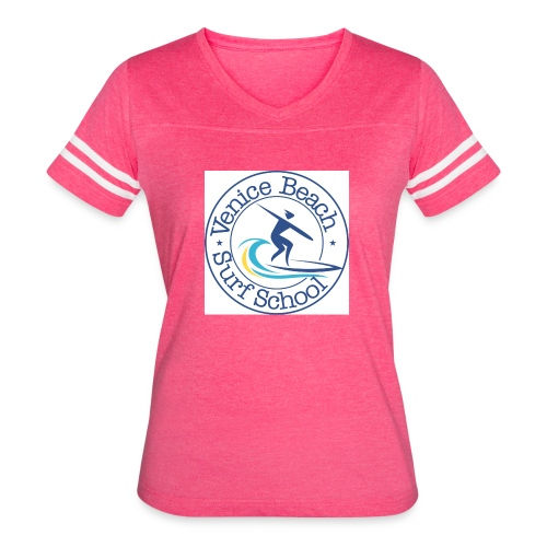 Venice Beach Surf T-Shirts Hats Hoodies - Women's Vintage Sport T-Shirt
